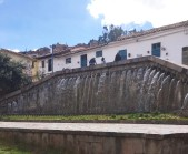 Fountains in San Blas