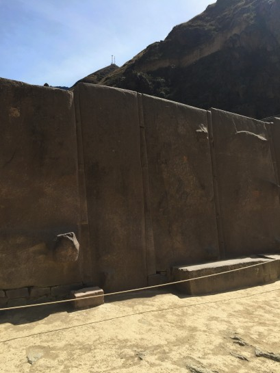 Temple of the Sun is amazing. Not a single crack in the walls after over 400 years