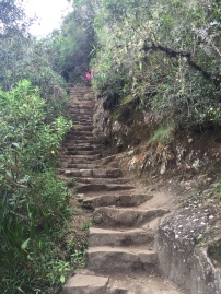 The (very difficult) stairway to heaven