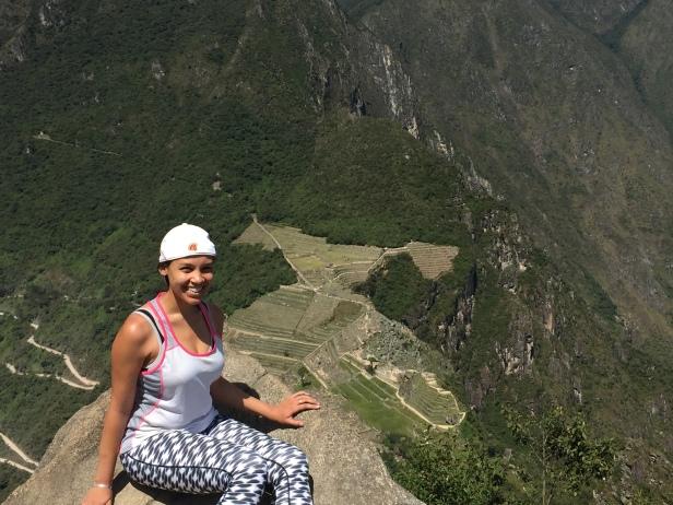 Bird's Eye of Machu Picchu