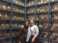 Alibastor and me in the vault of vessals