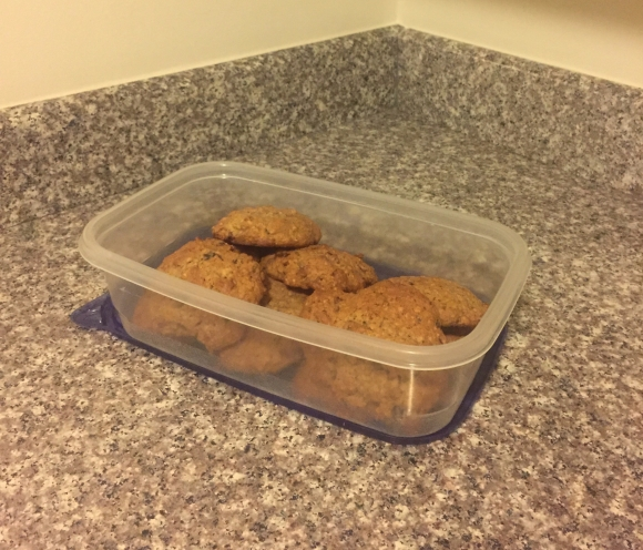 Finish Oatmeal Cookie