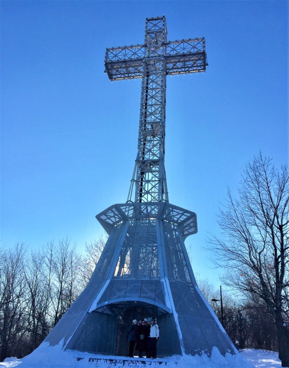 Montreal Mountain Edit