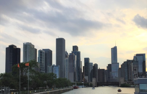 Chicago Boat Tour 2