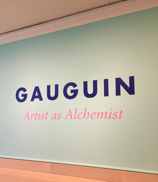 Gauguin_Art Institue Chicago