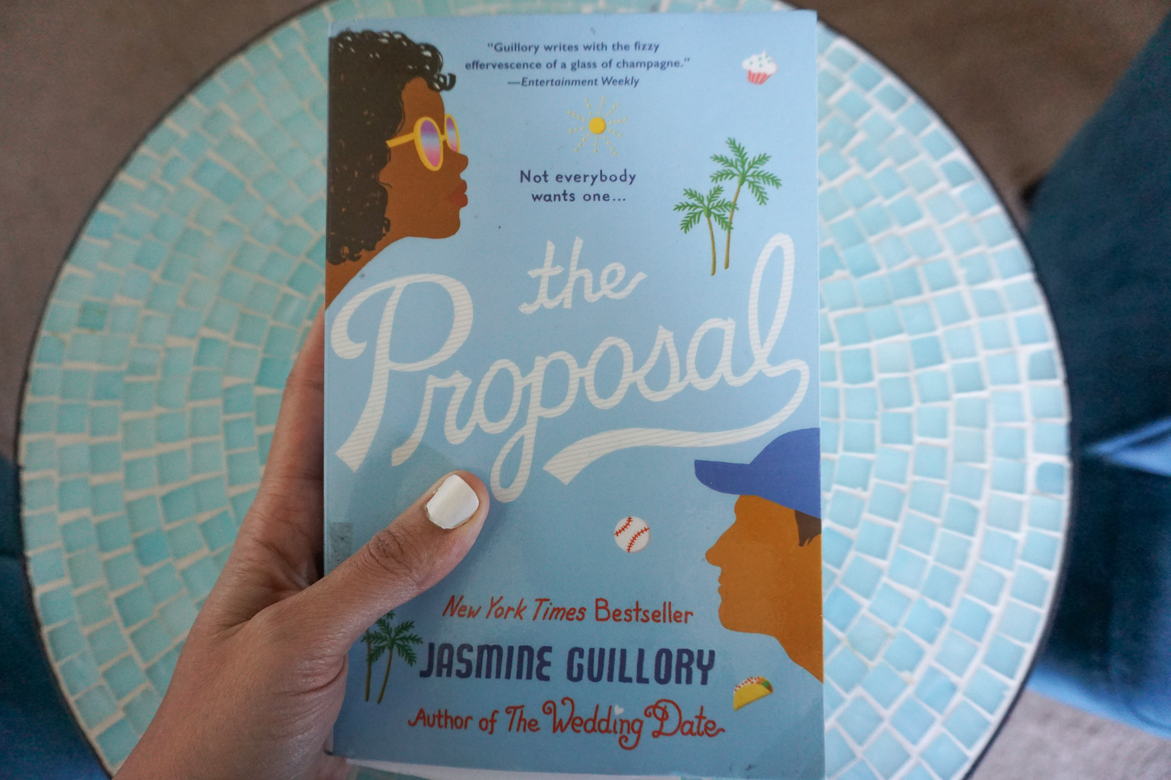 Addie Woolridge The Proposal Book